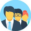 Icone de salariés